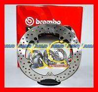 DISCO FRENO DELANTERO BREMBO BMW R1150 GS R1200 GS 2004 08MQ085 68B407D6