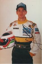 Jarno Trulli Autogramm signed 13x18 cm Bild