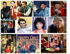HAPPY DAYS 1 OF 3  PHOTO-FRIDGE MAGNETS (11 IMAGES)