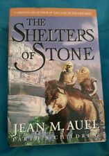 The Shelters of Stone Earth's Children #5 by Jean M. Auel 2002 1st/1st HCDJ