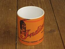 Indian Motorcycles 1928 Series Advertising MUG