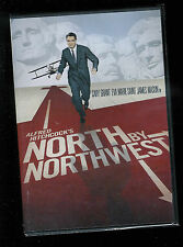 North by Northwest - Restored ( DVD) Cary Grant, Eva Marie Saint NEW