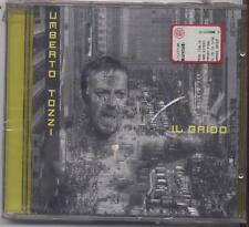 UMBERTO TOZZI - Il grido - CD 1996 SIGILLATO
