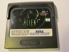 SEGA GAME GEAR ALIEN 3 (cartridge only)