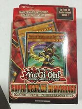 French Yugioh Space-Time Showdown Theme Deck Card Game Tcg Ccg