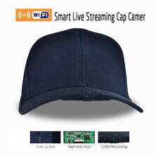 HD 1080P Spy Hidden Camera Hat Detection Video Recorder DVR Cam Camcorder Cap