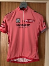 Paul Smith Santini 2013 Giro D'italia Cycling Pink Jersey XL