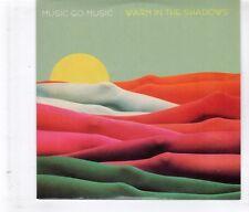 (HL165) Music Go Music, Warm In The Shadows - 2008 DJ CD