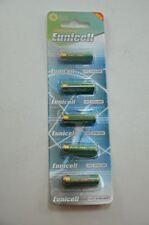 5 Pcs BRAND NEW A27 / 27A / MN27 / GP27A / 12v Eunicell Alkaline Battery Batteri
