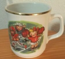 Vintage1982 The Campbell Kid limited Ed. Collection Kids at Play Football Mug