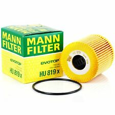 Engine Oil Filter VOLVO OE# 1275810 / 1275811 / 1275811-6 MANN HU 819 X