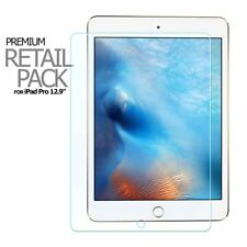GENUINE 9H TEMPERED GLASS LCD SCREEN PROTECTOR FLAT FOR IPAD Pro 12.9""