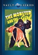 The Monster and the Girl 1941 (DVD) Ellen Drew, Robert Paige, Paul Lukas - New!