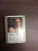 """~~SEALED~~ Jack Bruce """"Songs For A Tailor""""   8 Track Tape"""