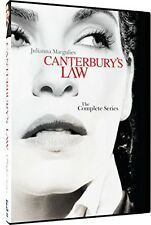 Canterbury's Law: Complete Series (2015, DVD NEW)
