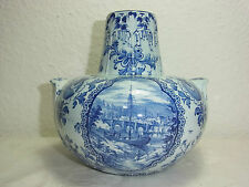 """Vase Bonner Keramik,Franz Anton Mehlem,Unterglasurdekor""""Lyonais"""""""
