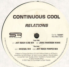 CONTINUOUS COOL - Relations - Shute