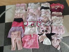 37 tlg. Baby Bekleidungspaket 56/62, Erstling, Kleidungspaket, Babypaket, Body
