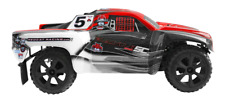 "Blackoutâ""¢ Sc Pro 1/10 Scale Brushless Electric Short Course Truck Red"
