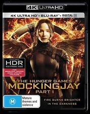 The Hunger Games - Mockingjay : Part 1 (Blu-ray, 2016, 2-Disc Set)  New, D83