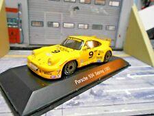 PORSCHE 911 934 Carrera Winner sebring 1983 #9 Baker Nierop WLB Spark SP 1:43