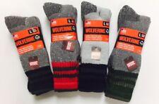 'Wolverine' Wool Blend Boot Socks 10-13 6 pair