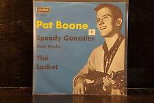 Pat Boone - Speedy Gonzales / The Locket