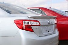 PAINTED FACTORY STYLE SPOILER fits the 2012 2013 2014 TOYOTA CAMRY