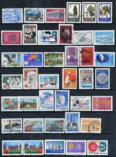 FINLAND 1969-1973 complete commemorative issues used.
