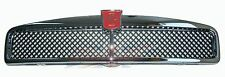 New Metal Chrome MGB Front Grille Assembly 1963-1974 Black Mesh High Quality