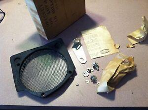 DeSoto S14 MoPar radio adaptor kit part number 1345146.. w/ model 804 Radio