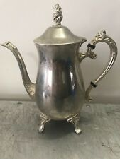 Vintage Silverplate Teapot