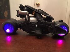 Dark Knight Rises U-Command Remote-Control Batman Bat-Pod Cycle • Thinkway Toy
