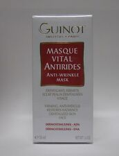 Guinot Masque Vital Antirides Anti-Wrinkle Mask - 1.6 oz / 50 ml - New in Box