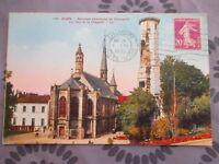 CPA 21 DIJON - Ancienne Chartreuse de Champmol. La Tour et la Chapelle
