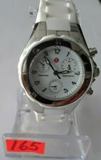 Michele Women Tahitian Jelly Beans MWW12D000001 Wrist Watch Chronograph Mini
