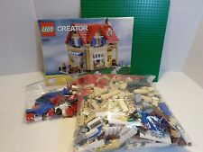 LEGO Creator Set 6754 With 4 Instruction Booklets NO BOX over 1000 blocks