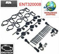 Audi 2,7 TDI, AUDI 3,0 TDI Intake Inlet Manifold Swirl Flaps Repair Kit