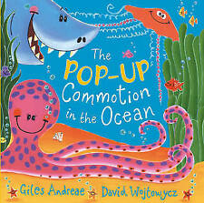 Ex-Library Pop-Up Picture Books for Children