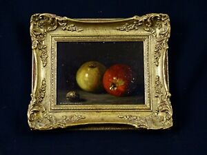 Robert Dumont-Smith  Still life Oil on Board (1908-1994) French Artist 20thC