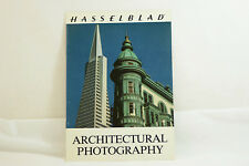 HASSELBLAD CAMERA ARCHITECTURAL PHOTOGRAPHY BOOKLET