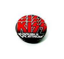 KISS - Double Platinum - Button Pins Spille - Shop Collection PROMO