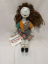 "Disney 11"" Sally Mini Bean Bag Plush w/tags from Nightmare Before Christmas"