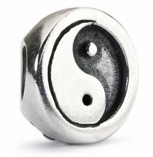 AUTHENTIC TROLLBEADS YING YANG FLOATING TAGBE-20138 TAO