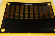 Marantz 2220B AMP Recevier Parts Bottom Base Chassis Metal Side Parts