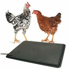 """New listing K&H Pet Products Thermo-Chicken Heated Pad Black 12.5"""" x 18.5"""" 40W"""