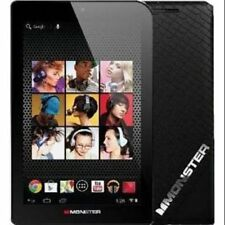 "Monster M7 Tablet 7"" BK 16GB Dual Core Andriod HDMI Wifi Bluetooth IPS HD Screen"