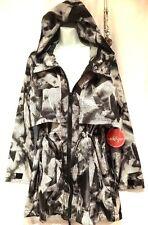 plus sz 18 S-M  TS TAKING SHAPE Groove Wind Jacket Activewear Gym Sport NWT!