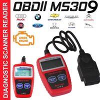 MS309 OBD2 Scanner Diagnostic Code Reader New MaxiScan Autel Car Diagnostic S5