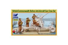 BRONCO CB35084 1/35 British/Commonwealth Bofors Anti-Aircraft Gun Crew Set